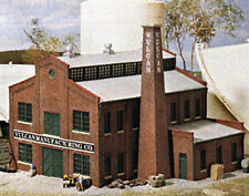 Walthers Cornerstone N Scale Building/Structure Kit Vulcan Manufacturing Co.