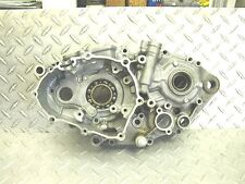 WR 250 F YAMAHA 2001* WR250F 01 ENGINE CRANK CASE LEFT