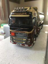 Wsi Volvo Fh William Nicol With Powder Tanker Aberdeen