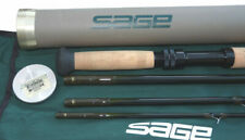 """Sage Graphite 4, 16'1"""", 4 piece salmon fly rod, unused with bag, line rate #10,"""