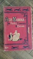ASK MOMMA / Robert Smith Surtees/c. Late 1800s/Colored Plates by John Leech
