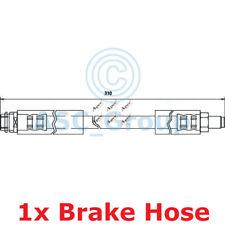 Apec BRAKING 310mm Scheibe Bremssattel Flexibel Gummischlauch Hos3151