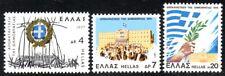 (Ref-11867) Greece 1977 Restoration of Democracy  SG.1376/1378  Mint MNH
