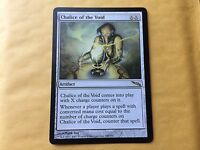 Crimped Chalice of the Void Mirrodin Misprint MTG Magic Card (Bottom Crimp)