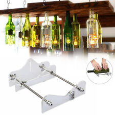 Effective Glass Wine Beer Bottle Cutter Machine Craft Cutting Tool DIY Recycle