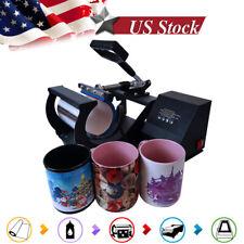 Bettersub Heat Press Machine Sublimation Transfer Coffee Mug For Diy 11oz Cup Us