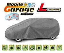 Telo Copriauto Garage Pieno L 410 cm adatto per Opel Zafira Impermeabile
