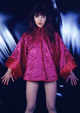Kate Bush Awesome New Colour Red Quilt POSTER
