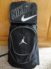 726f85c0808a Nike Air Jordan Jumpman 23 Backpack Laptop Sleeve Black Size 9a1118 804