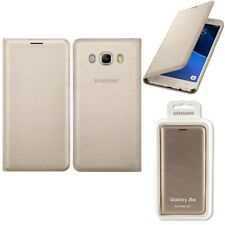 Genuine Samsung FLIP CASE GALAXY J5 6 2016 SM J510FN smart phone cover original