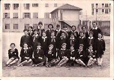 VERA FOTO SCOLARESCA ANNI '60 AL SACRO CUORE DI ALBENGA -  C7-93
