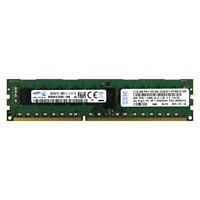 IBM Genuine 8GB 2Rx8 PC3-14900R DDR3 1866MHz 1.5V ECC REG RDIMM Memory RAM 1x8G