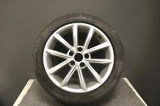 """1 Original Audi Tt MK2 17 """" Leichtmetallfelge Silber mit Reifen Ersatz"""