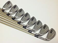 GOLF IRON SET EASY HIT SILVER DIAMOND 3-PW RIGHT HAND REGULAR FLEX GRAPHITE   ce
