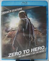 Tai Chi Zero & Tai Chi Hero 2-Disc Blu-ray (Well Go USA) ~ Martial Arts
