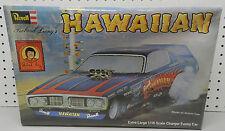 REVELL 1/16 HAWAIIAN DODGE BOYS CHARGER KING FUNNY CAR MOPAR DRAG FS MODEL KIT
