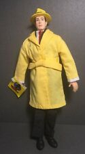"""DICK TRACY Action Figure DICK TRACY 9"""" NWT"""