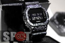 Casio G-Shock Marbled Pattern Polarizing Printing Men's Watch DW-5600PM-1