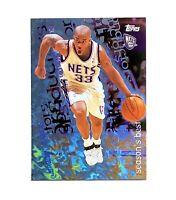 1999-00 Topps Basketball Card #SB23 STEPHON MARBURY Seasons Best Insert Nets