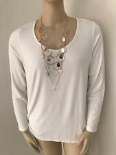 LADIES SIZE XL SUZANNE GRAE LOVELY IVORY TOP NEW WITH TAG