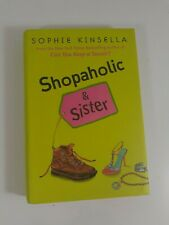 Shopaholic & Sister By sophie Kinsella 2004 hardcover dust jacket fiction