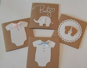 BABY CARD / BABY / CARD / RUSTIC / BABYSHOWER / NEWBORN /  GIFTCARD