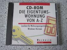 CD-ROM ?Die Eigentumswohnung von A-Z? Windows Version