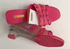 NWT Gymboree Halloween Sz 13/1 Pink Fairy Princess Costume Shoes for age 7-8