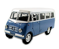 NYSA N59 MINIBUS YEAR 1952 BLUE/WHITE DEAGOSTINI SCALE 1:43 CAR MODEL