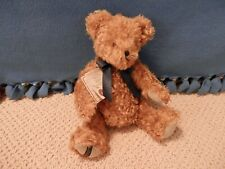 "New ListingBoyds Bears Mohair Limited Ed.- ""William Henry Bearington"" Anniversary Edition"