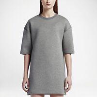 Nike NikeLab Essentials Tech Fleece Dress, 824086-063, Large,