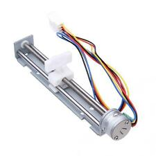 18 Degree Stepper Motor Screw With Nut Slider + 2 Phase 4 Wire of DC 4-9V/500mA