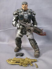 "Neca Gears of War ""MARCUS FENIX"" 7 inch Action Figure w/ GOLD LANCER 2008"