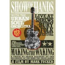 Show Of Hands - Live At Shrewsbury Folk Festival (With The Urban Soul  (NEW DVD)