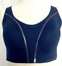 Victoria's Secret NEW Blue Angel Max Maxi Sports Bra NWOT New Without Tags 34DD