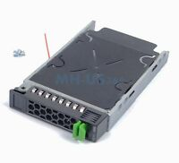 "Hot Plug SAS SATA 2.5"" Hard Drive Tray Caddy S5 S6 S7 S8 A3C40101974 For Fujitsu"