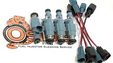 1995-99 Toyota Tacoma Pickup 2RZ 2.4L Fuel Injectors Direct Replacement Upgrade!