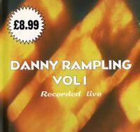 Danny Rampling – Vol.1 Recorded Live  (DJ MIX CD) 1998 Soulful Funky House Mix