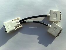 HP / COMPAQ 338285-007 DMS-59 TO DUAL DVI SPLITTER CABLE