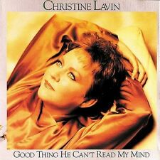 NEW - Good Thing He Can't Read My Mind by Christine Lavin