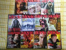 LOTTO 11 magazine BEST MOVIE annata quasi completa 2004 (- n.12 dicembre)