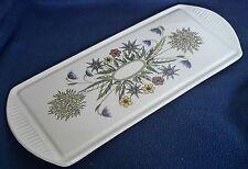 50er Jahre Kuchenplatte Keramikplatte mid century cake Mod.3100 50s Kuchen Blume