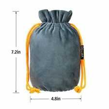 VEEYOO Travel Pillow, Inflatable Soft Inflatable Neck Pillow Brand New