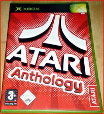 XBOX ATARI ANTHOLOGY * 85 ATARI KULT GAMES SPIELESAMMLUNG* ERSTAUSGABE