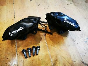 PEUGEOT 406 3.0 COUPE BREMBO 4 Pot FRONT BRAKE CALIPERS