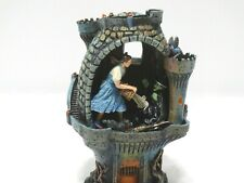 1999 Franklin Mint Wizard Of Oz The Witch Melts Collectible Egg Figure