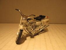 Vintage Yamaha Police Motorcycle Zee Toys Hong Kong