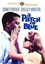 A PATCH OF BLUE (1965 Sidney Poitier) - Region Free DVD - Sealed