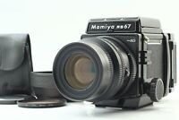 【TOP MINT】 Mamiya RB67 Pro SD, K/L KL 90mm f3.5 L, 120 Film Back From JAPAN #402