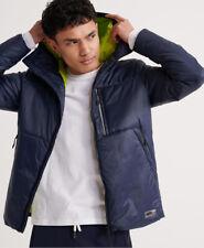 Superdry Mens Packaway Hooded Jacket